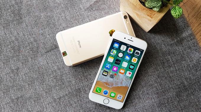 Màn hình chất lượng cao trên iPhone 6