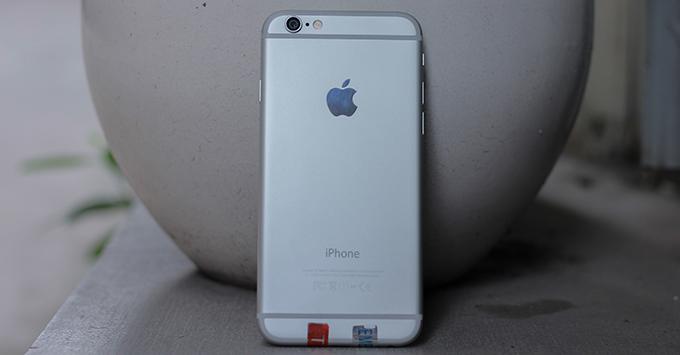 Camera sau iPhone 6 có khả năng chụp hình ấn tượng