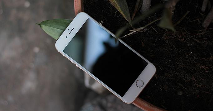 iPhone 6 mang ngoại hình có độ hoàn thiện cao