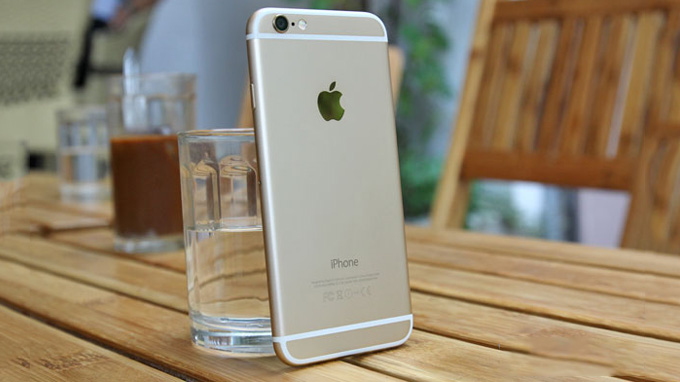 Thiết kế iPhone 6 bền bỉ, chắc chắn