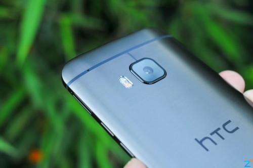 Ấn tượng bộ ảnh 'Tình yêu và Sài Gòn' qua lăng kính HTC One M9