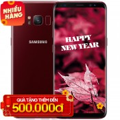 Samsung Galaxy S8 64GB Màu Đỏ - Burgundy Red