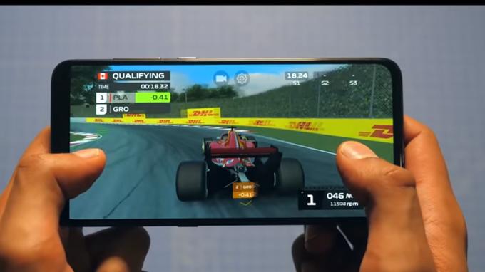 Xiaomi Mi 9 6GB/128GB được cung cấp sức mạnh từ vi xử lý Snapdragon 855 8 nhân cực mạnh