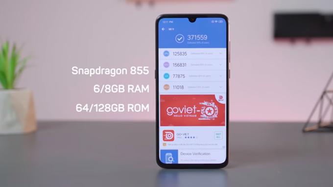 Cấu hình Xiaomi Mi 9 8GB/128GB chuẩn Flagship