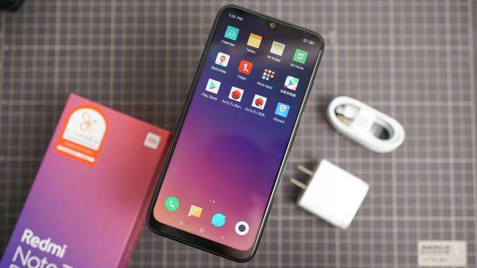 Xiaomi Redmi Note 7 Pro đồng hành cùng chip xử lí Snapdragon 675