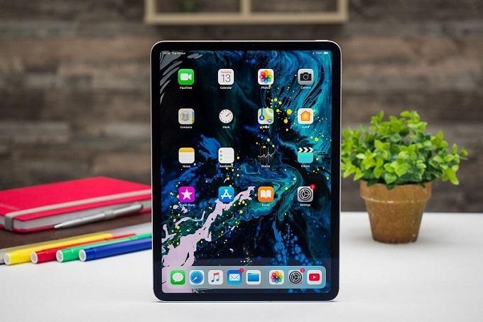 Màn hình iPad Air 4 (2020) 64GB Wifi có kích thước 10.9 inch