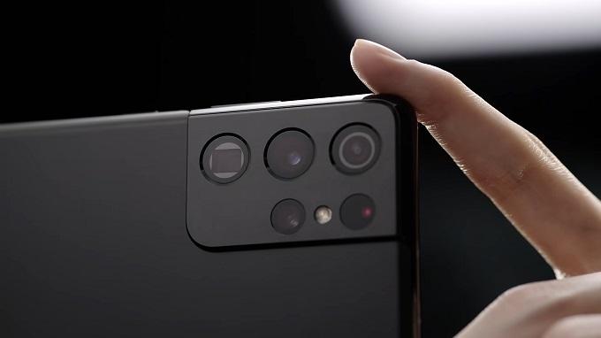 Camera ấn tượng về cả kiểu dáng lẫn chức năng