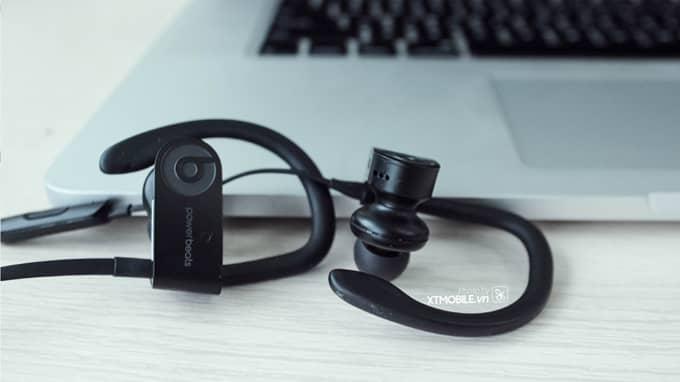 Tai nghe PowerBeats 3 Wireless có phạm vi kết nối lên đến 121m