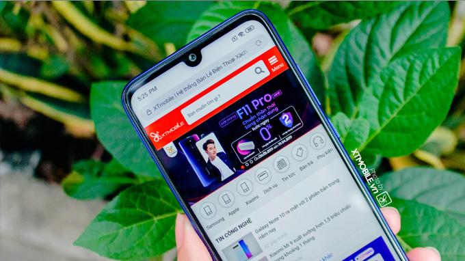 Cấu hình Redmi Note 7 chính hãng được đánh giá khá cao