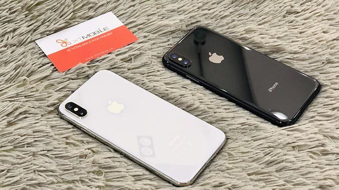 Hình ảnh iPhone X 256GB Quốc Tế