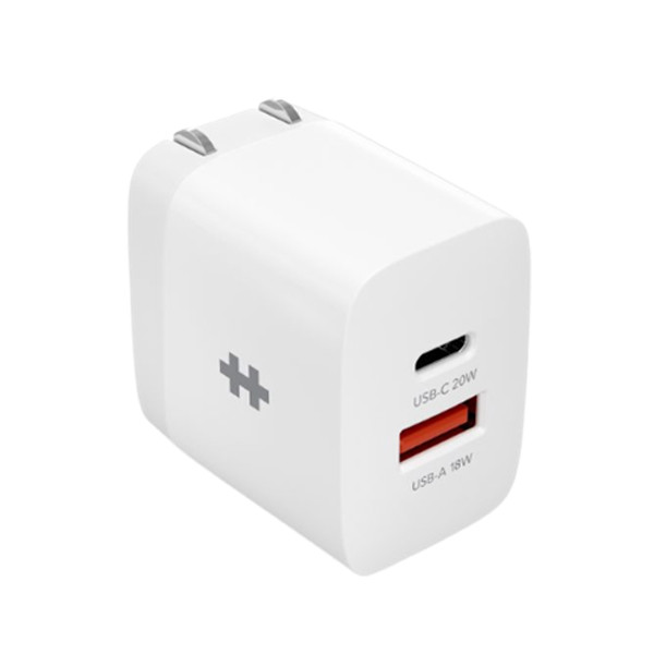 Củ sạc 2 Cổng HyperJuice 20W Charger Small Size