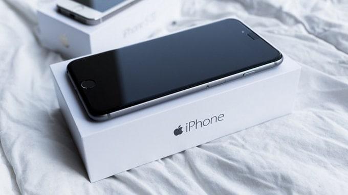 iPhone 6 Plus 128GB cũ được hoàn thiện từ khung nhôm nguyên khối