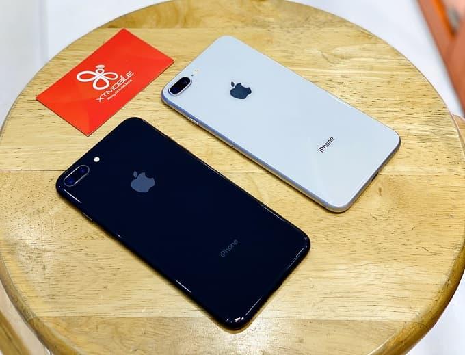 iPhone 8 Plus 64GB có tốc độ xử lí nhanh nhờ bộ chip A11
