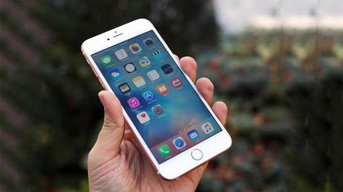 iPhone 6 128GB hoạt động với chip Apple A8 lõi kép tốc độ 1.4 GHz