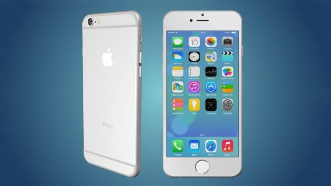 Nét sang trọng tạo nên đẳng cấp cùa iPhone 6 Plus 128GB
