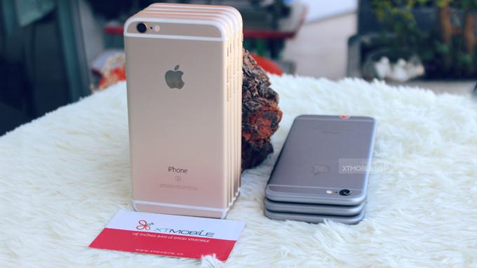 iPhone 6s 128GB cũ được trang bị hệ thống camera tương đối