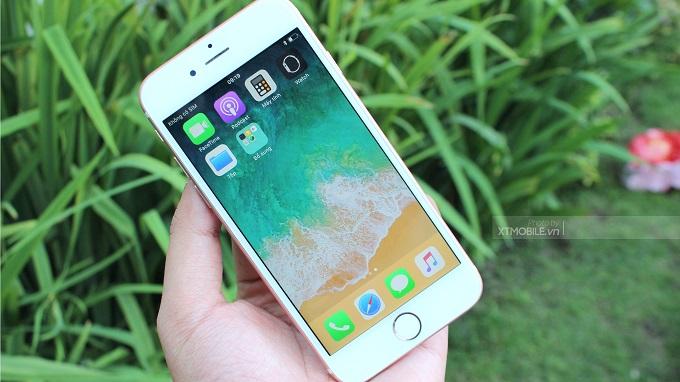 iPhone 6s vẫn mang đến chất lượng hiển thị tuyệt vời cho người dùng