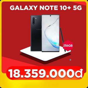 Samsung Galaxy Note 10 Plus 5G (12GB 256GB) Hàn Quốc