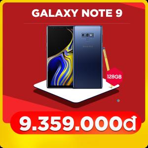 Samsung Galaxy Note 9 (6GB 128GB) Hàn Quốc (Like new)