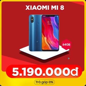 Xiaomi Mi 8 (6GB 64GB)