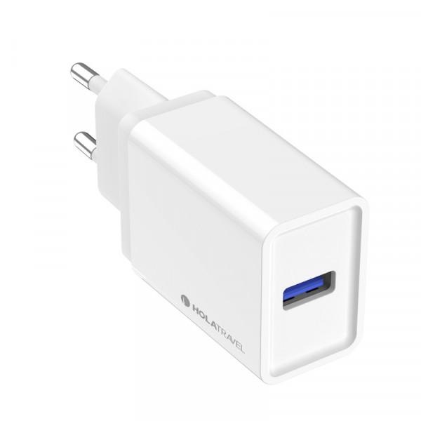 Củ sạc HoLaTravel T1 USB-A 18W