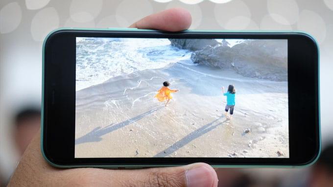 iPhone 11 128GB cũ đồng hành cùng viên pin có dung lượng 3.110 mAh.