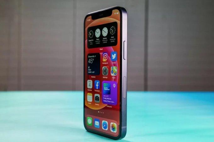 màn hình iPhone 12 mini 64GB vẫn được tích hợp tấm nền OLED cao cấp