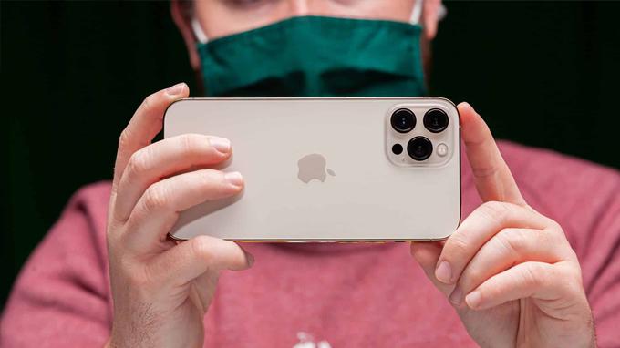 Camera mang đến cải tiến vượt trội