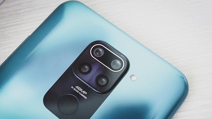 Redmi 10X 4G được trang bị 3 camera sau