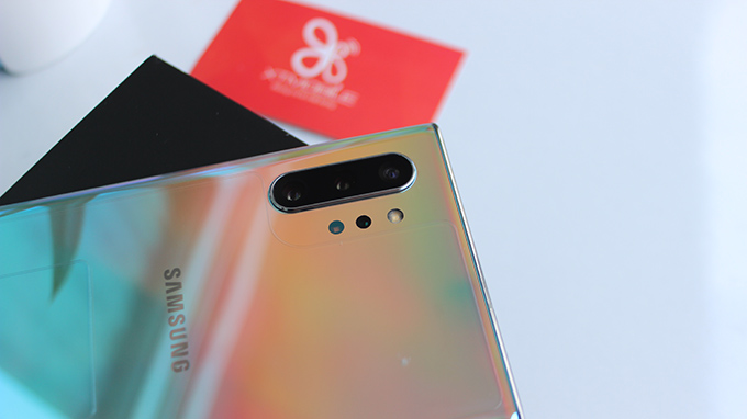 Camera Samsung Galaxy Note 10 Plus BHĐT