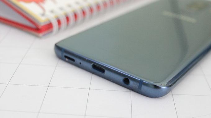 hình ảnh thực tế Galaxy S9 Plus 97%