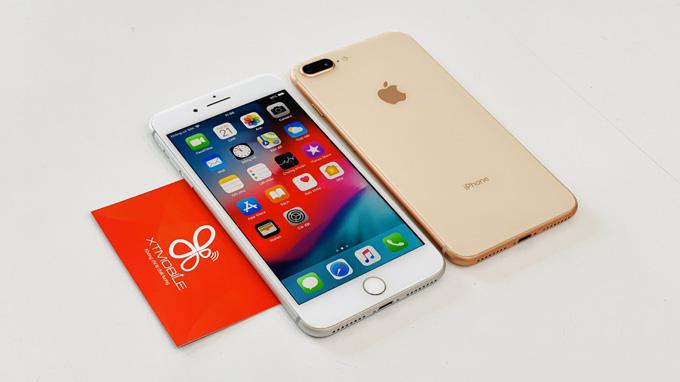 Đánh giá iPhone 8 Plus 64GB cũ có ngoại hình như máy mới