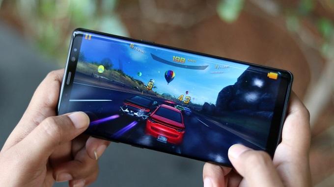 Con chip mạnh mẽ từ Samsung