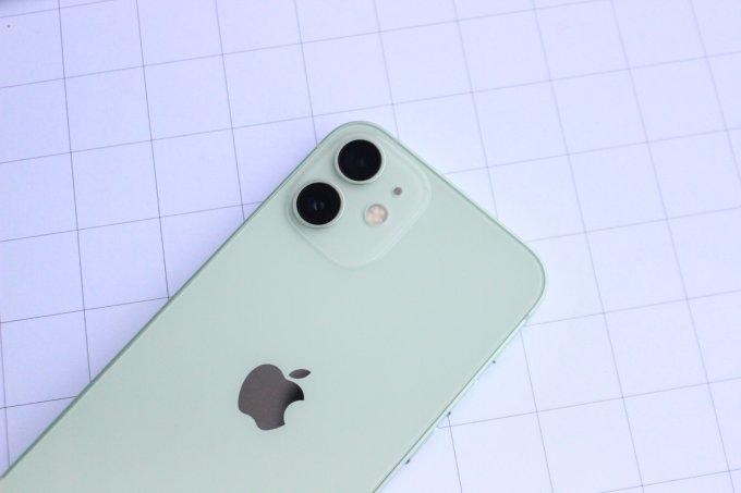 iPhone 12 mini cũng sẽ được trang bị hệ thống camera kép ở mặt sau