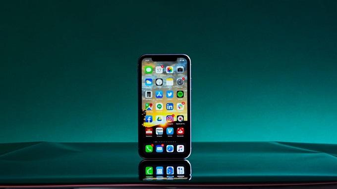 Kích thước nhỏ gọn nhưng chất lượng màn hình vẫn rất tốt