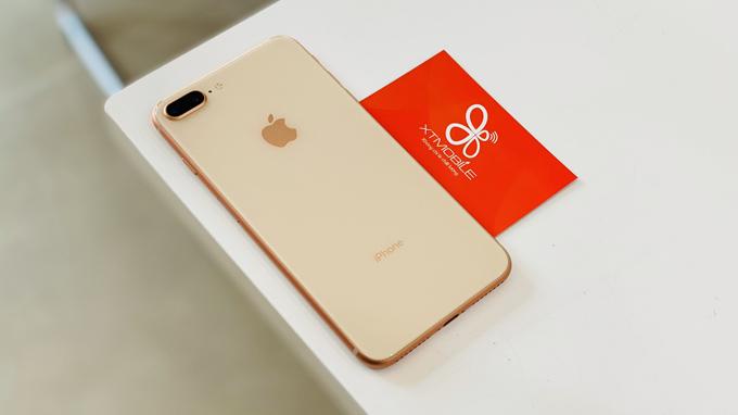 Mua iPhone 8 Plus 64GB cũ giá rẻ hỗ trợ trả góp 0%