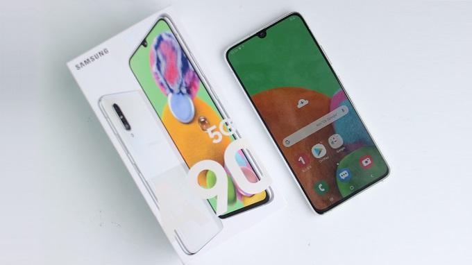 Màn hình Amoled chuẩn hiển thị từ Samsung