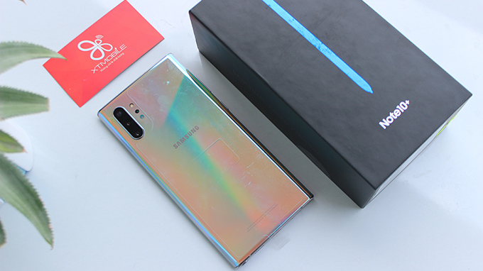 Samsung Galaxy Note 10 Plus BHĐT