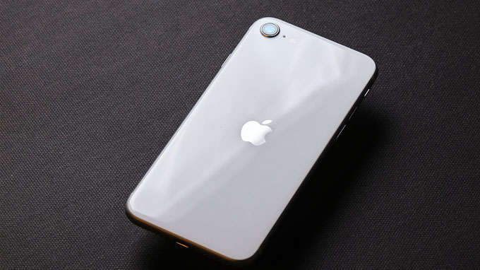 iPhone SE 2020 64GB thiết kế được yêu thích từ dòng iPhone trước và hiệu năng, công nghệ của dòng iPhone mới