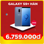 Samsung Galaxy S9 Plus (6GB|64GB) Hàn Quốc (Like new)