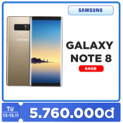 Samsung Galaxy Note 8 (6GB|64GB) Hàn Quốc (Like New)