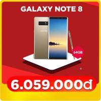Samsung Galaxy Note 8 (6GB|64GB) Hàn Quốc (Like new)