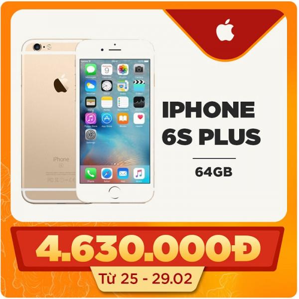 iPhone 6s Plus 64GB (Like new)