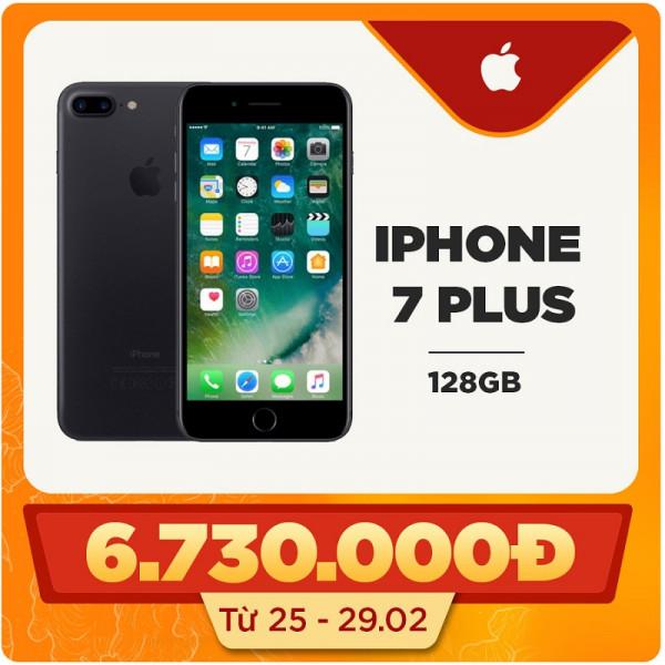 iPhone 7 Plus 128GB (Like new)