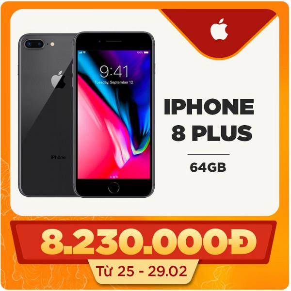 iPhone 8 Plus 64GB (Like new)