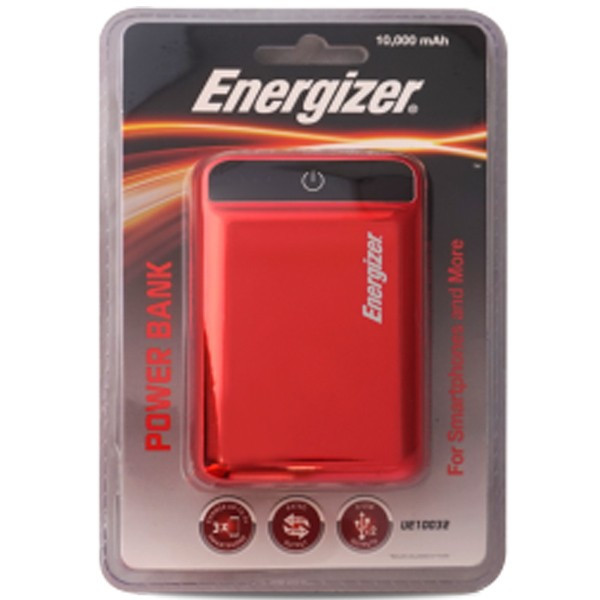 Pin dự phòng Energizer Miêu Nữ 10.000mAh UE10032
