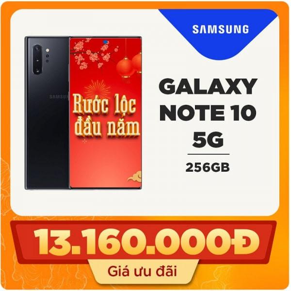 Samsung Galaxy Note 10 5G (12GB|256GB) Hàn Quốc (Like New)