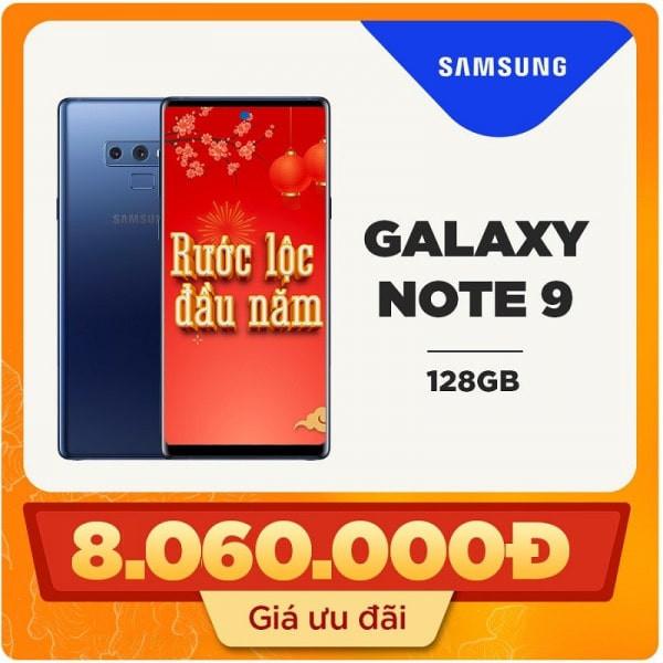 Samsung Galaxy Note 9 (6GB|128GB) Mỹ (Like new)
