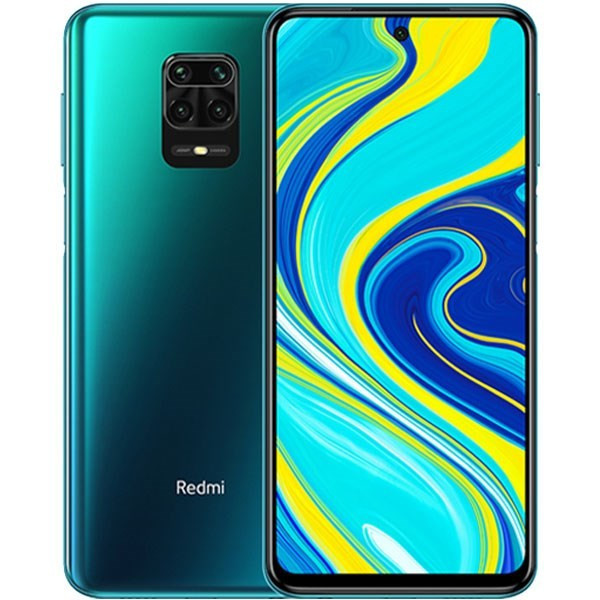 Redmi Note 9S (4GB|64GB) (CTY)