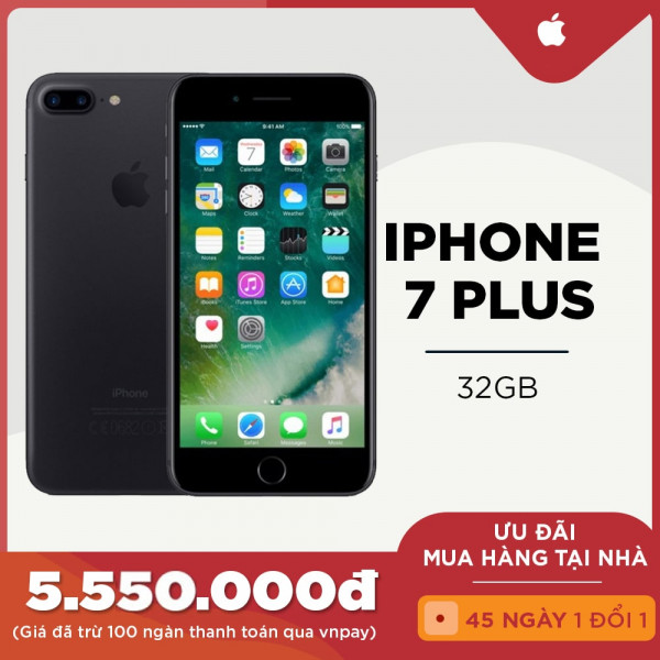 iPhone 7 Plus 32GB (Like new)